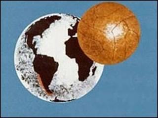 Afiche del Mundial de Chile de 1962
