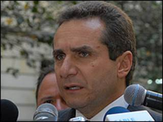 Bernardo Moreno (Foto: Miguel Ángel Solano, Secretaría de la Presidencia)