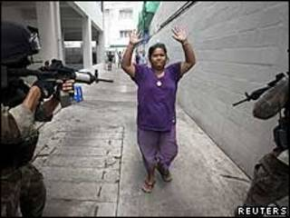 مخالفان در پایتخت تایلند