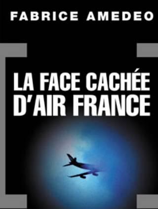 Capa do livro La Face Cachée d'Air France