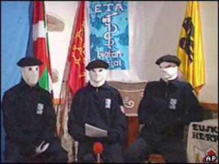 Miembros de ETA
