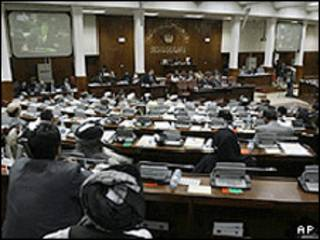 مجلس نمایندگان افغانستان