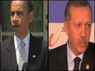 اوباما و اردوغان
