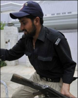کراچی پولیس