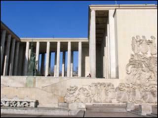 पेरिस का म्यूज़ियम