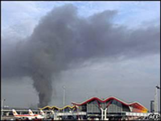 Atentado de Barajas del 30 de diciembre de 2006