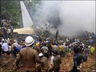 मैंगलोर विमान दुर्घटना
