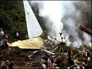 मैंगलोर विमान हादसा