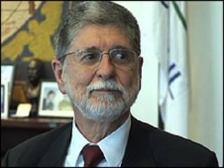 Ministro das Relações Exteriores, Celso Amorim