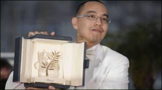 Золота пальмова гілка у тайського режисера