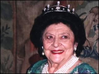 Леонида Георгиевна Багратион-Мухранская (фото с официального сайта Российского императорского дома)