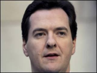 وزير الخزانة البريطاني