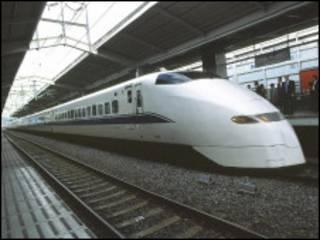 Tàu cao tốc shinkansen