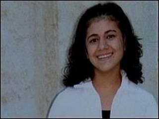 الفتاة الكردية بيريفان صياكا