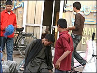 Barace-barace a Afghanistan