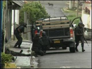 نیروهای دولتی جامائیکا
