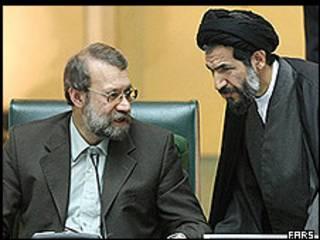 ابوترابی و لاریجانی