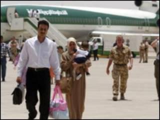 خطوط هوایی العراقیه