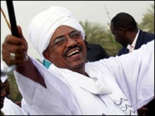 الرئيس السوداني عمر البشير