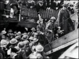 Эвакуация британских сил из Дюнкерка