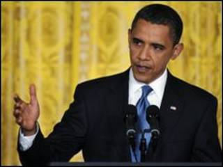 باراک اوباما پنجشنبه 27 مه درباره نشت نفت سخن می گوید