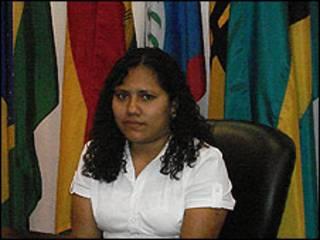Valentina Rosendo,  indígena mexicana.