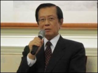 台灣外交部長楊進添