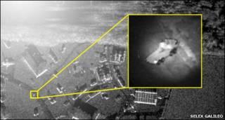 Sistema de vigilancia para detectar terroristas