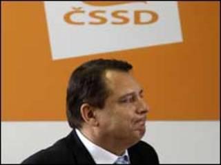 Голова соціал-демократів Іржі Парубек