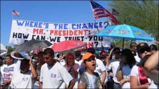 Protesto em Phoenix