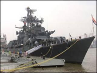 Khu trục hạm INS Ranjit