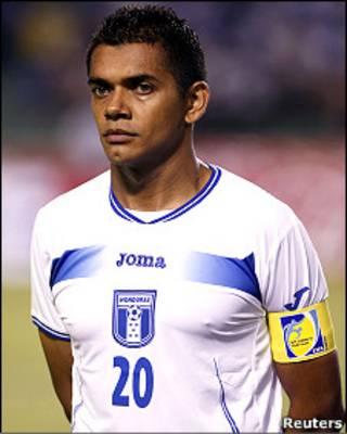آمادو گوارا، کاپیتان تیم ملی فوتبال هندوراس