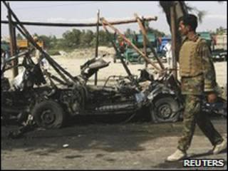 Harabar taron Jirga wanda aka kaiwa hari