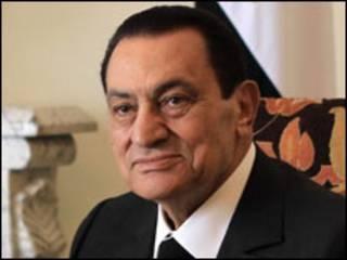 हुस्नी मुबारक