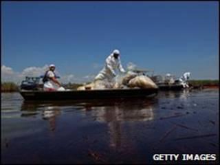 Tiểu bang Louisiana bị ảnh hưởng nặng nhất của đợt dầu tràn