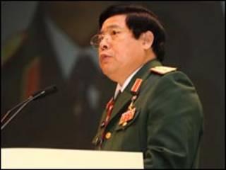 Bộ trưởng Phùng Quang Thanh tại Đối thoại Shangri-La 8