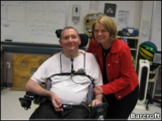 Dave Hartsock e Shirley Dygert