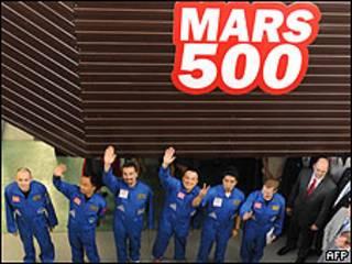Misión marte 500