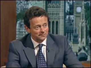 توني هيوارد في برنامج اندرو مار على بي بي سي