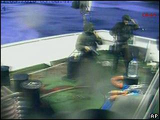"""الهجوم على السفينة التركية """"مافي مرمرة"""""""