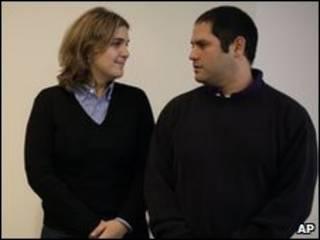 Marcela e Felipe Noble