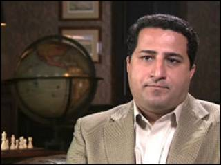 شهرام امیری - عکس از یوتیوب