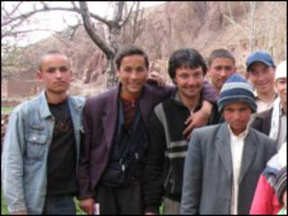 افغان ماشوم