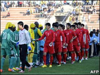 تیم ملی کره شمالی