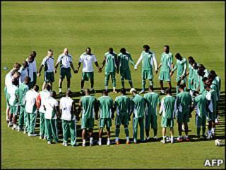 تیم ملی نیجریه