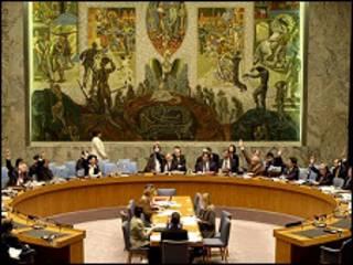 ईरान पर संयुक्त राष्ट्र प्रतिबंध