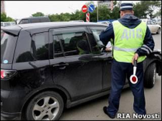 Милиция в Приморье