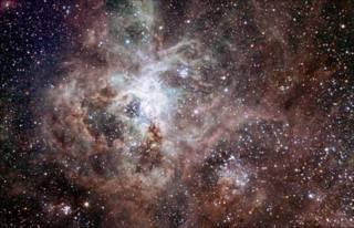 Nebulosa de la Tarántula (ESO)