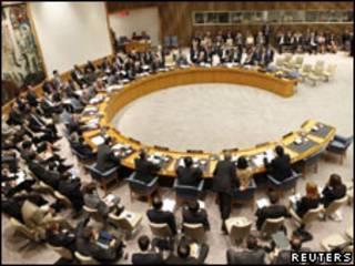 Reunião do Conselho de Segurança da ONU nesta quarta-feira (Reuters)