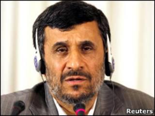 محمودی احمدی نژاد